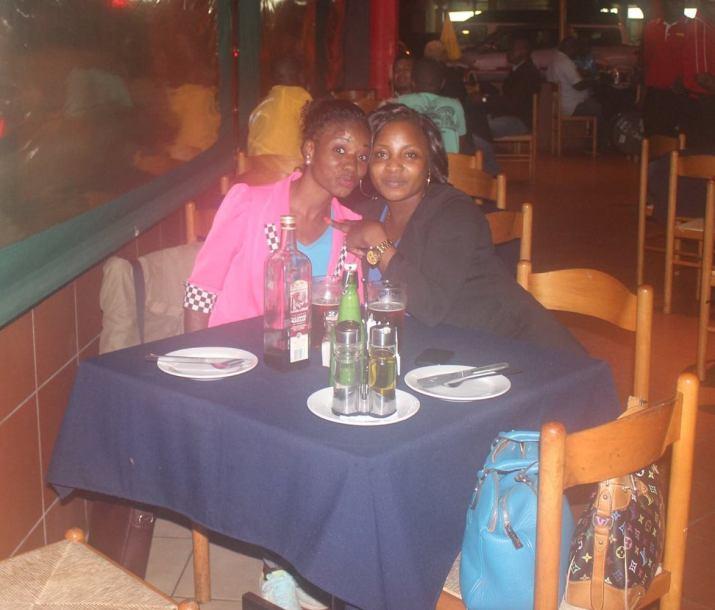 Rosa & Her Sister Lisette!
