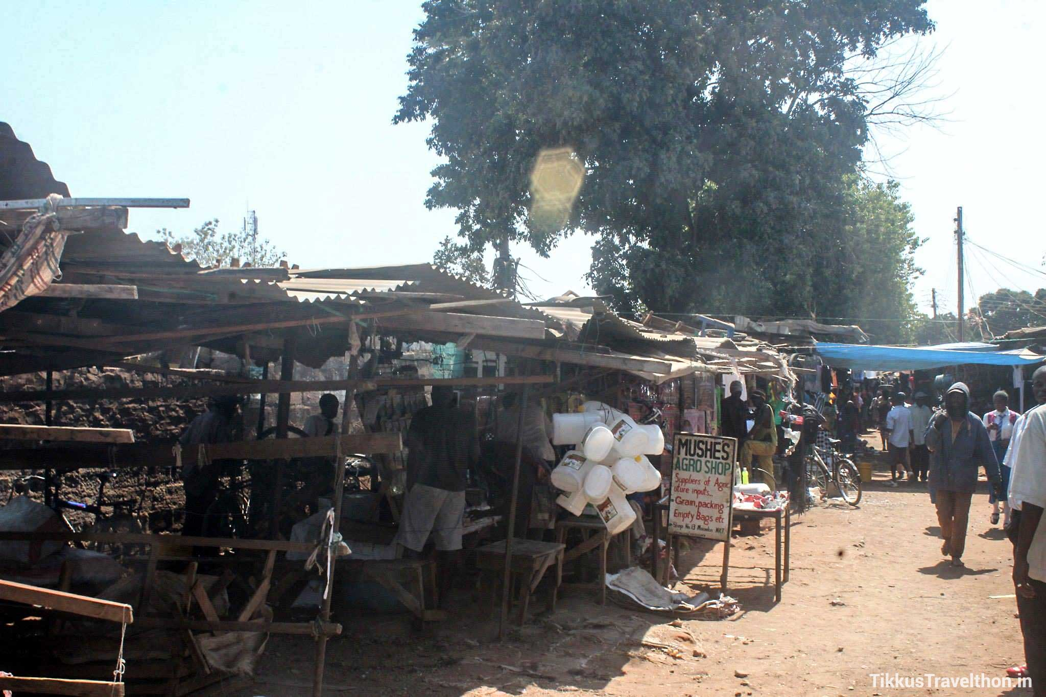 Getting a feel of The Local Markets and a taste of The Real Africa – Zambia, September 2016