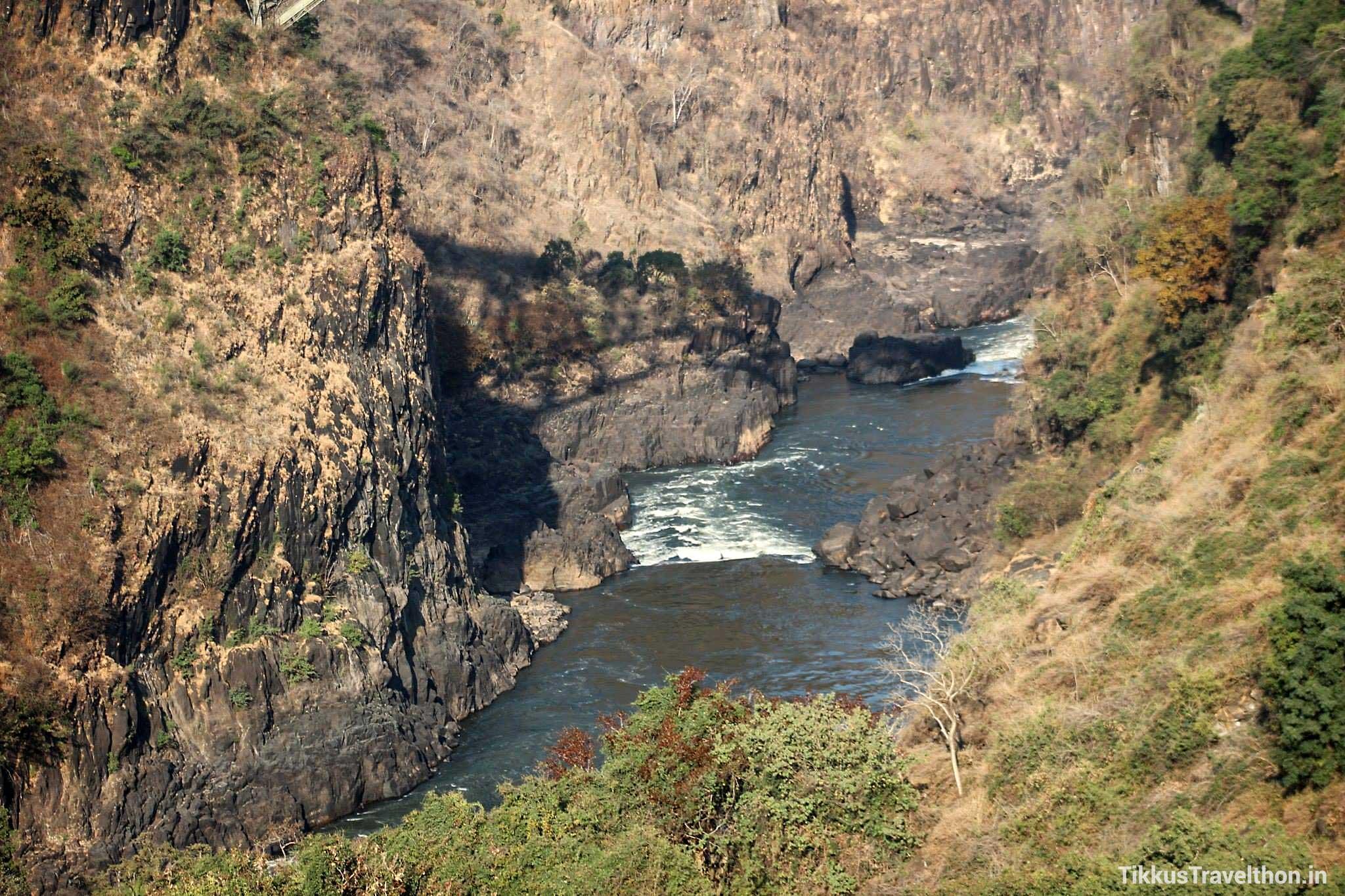 The River Zambezi