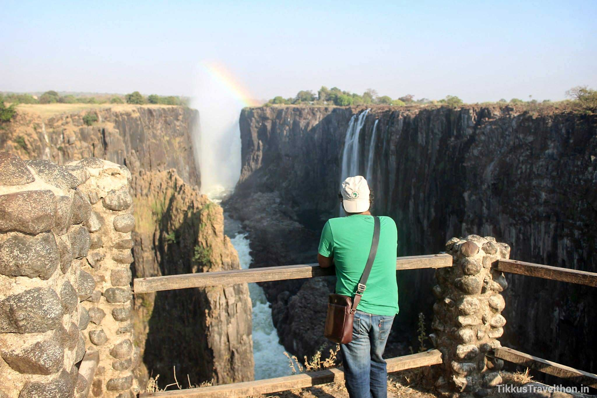 Contemplating the Beauty of Nature's Magical Miasma, deep inside southern Africa on the river Zambezi!