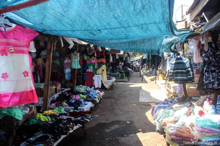 Fashion Street in Zambia - the Livingstone markets!