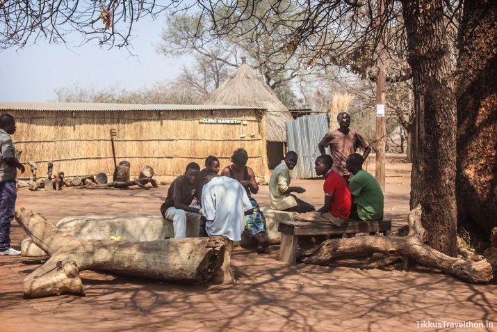 Makuni Village where the life is slow and the pace has a rhythm!