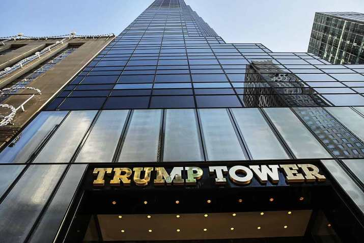 One of the Trump Towers