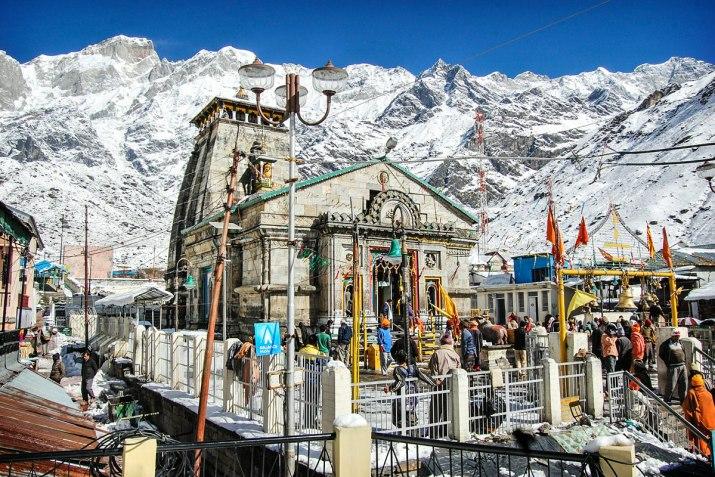 Kēdārnāth Mandir is a Hindu temple dedicated to Bhagwan Shiva