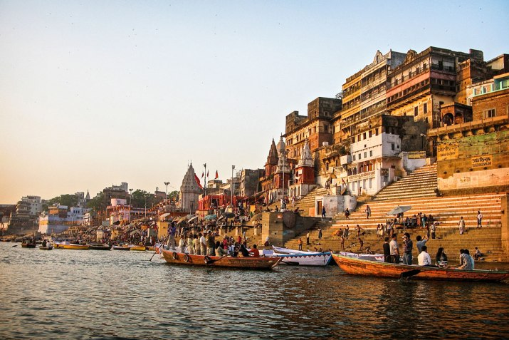 Banaras, Varanasi or Kashi. One of the most prominent sacred cities.