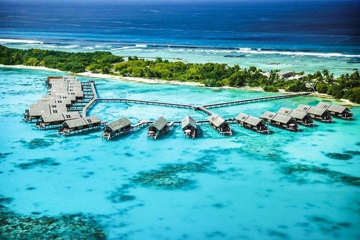 Maldives, The Garland of Islands.